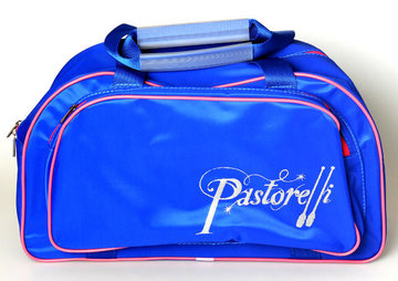 Sporttas van Pastorelli model ALINA junior, Royal Blue-Pink